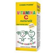 Advanced Kids Sirop Vitamina C Cosmo Pharm 125ml