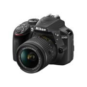 NIKON D3400 + AF-P 18-55mm VR Zwart