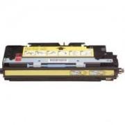 Тонер касета за Hewlett Packard Color LaserJet 3000 Yellow (Q7562A) - G&G