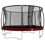 BergToys BERG Elite+ 330 Rood + Safety Net T-series