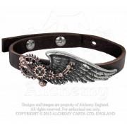 karkötő The Black Baron Technikus Wings - ALCHEMY GOTHIC - A100