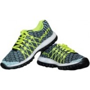 Blue Chief Teddy Green-003 Running Shoes For Men(Green, Black)