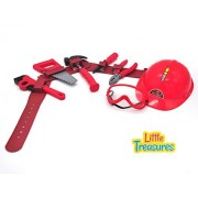 My Jr handy-man Pretend Play Kids Toy Tool Belt Set from Little Treasures Perfect for your Little Builder