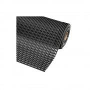 Anti-Rutschmatte, Höhe 12 mm Breite 900 mm, pro lfd. m schwarz