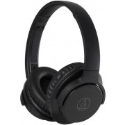 HEADPHONES, Audio-Technica ATH-ANC500BTBK, Wireless, Microphone, Black