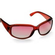 Panache Oval Sunglasses(Pink)