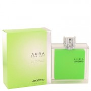 Jacomo aura for men 40 ml eau de toilette edt spray profumo uomo
