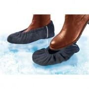 Anti-Slip Schuhüberzieher, blau, Gr.33-42, 2 Paar