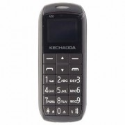 Kechaoda A26 Finger Sized/Bluetooth Dialer Phone /Dual SIM/ 0.66 inch Display /800mAh Battery