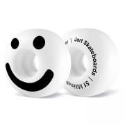 JART - kolieska Be Happy 51mm 102a Jart white Velikost: 51mm