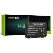 Green Cell laptop batteri till Asus A32-F82 K40 K50 K60 K70