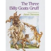 Three Billy Goats Gruff, Hardcover/Janet Stevens