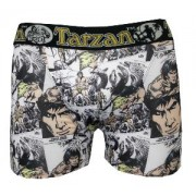 boxer enfant full-up motif tarzan