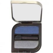 Helena Rubinstein Wanted Eyes Color дуо сенки за очи цвят 58 Majestic Grey and Feather Blue 2 x 1,3 гр.