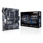Tarjeta Madre Asus Prime B350M-A Socket AM4-Negro