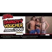 Styx Elektronický voucher 1000,- (zaslání pouze e-mailem) uni