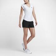 Haut de tennis NikeCourt Pure pour Femme - Blanc