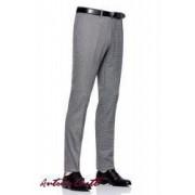 Pantaloni Barbati Antonio Gatti Gri Mozaic Slim PT1859 20 52