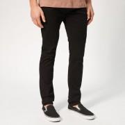 Diesel Men's Sleenker Skinny Jeans - Black - W36/L34 - Black
