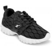 Sparx Women SL-110 Black White Running Shoes For Women(Black, White)