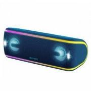 Преносим високоговорител Sony SRS-XB41 Portable Wireless Speaker with Bluetooth, Blue, SRSXB41L.EU8