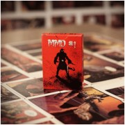 Limited Edition Comic Book Deck by Handlordz