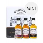 Bowmore Distillers Collection Miniaturenset (40 % Vol. & 43 % Vol., 0,15 Liter)