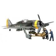 1/48 Focke-Wulf Fw190 F-89 with Bomb Loading Set
