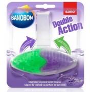 Odorizant wc 55 g Sanobon Double Action lavanda Sano