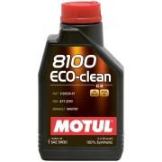 MOTUL 8100 Eco-clean 5W30 1 litru