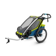 THULE Chariot Sport 1 - Chartreuse - Bike Trailers & Seats