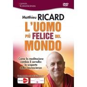 Macrovideo L' uomo più felice del mondo. DVD Matthieu Ricard