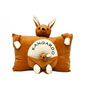 Sana Kangaroo Pillow With Little Baby
