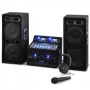 Electronic-Star DJ set Rack Star Terra Titan, 2000 W, 400 fő (PL-Terra)