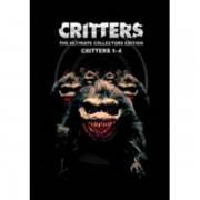 Critters 1-4 Collection DVD