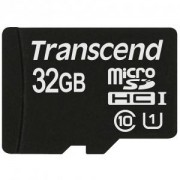 Flash карта Transcend 32GB micro SDHC UHS-I Premium (No Box & Adapter, Class 10) - TS32GUSDCU1