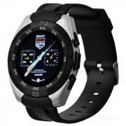 NO.1 G5 MT2502 240 * 240 Bluetooth 4.0 reloj de pulsera inteligente - Plata