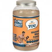 Proquest Advanced Whey Protein blend with ultra filtered Concentrate & Isolate 2.2lbs/ 1 Kg