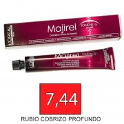 Loreal Tinte Majirel 7,44 de 50ml