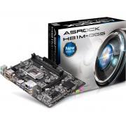 Matična ploča MB LGA1150 H81 ASRock H81M-DGS, PCIe/DDR3/SATA3/GLAN/7.1