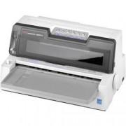 OKI ML6300FB-SC jehličková tiskárna 450 cps 24jehličková tisková hlava, úzký podavač, šířka tisku 80 znaků N/A