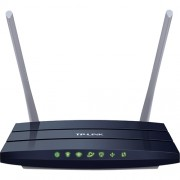 TP-Link - Archer AC1200 Dual-Band Wi-Fi 5 Router - Black
