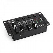Skytec STM-3020, DJ mixer 3/2 canale, intrare MP3, USB (SKY-172.976)