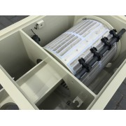 Filtru automatic tambur pentru iazuri - Ma-koi Trommelfilter30 30m3/ Siemens