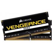 Corsair VenGeance 32Gb(8Gb x4) DDR4-4000 (pc4-31999) CL19 1.35V Notebook Memory Module