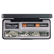 Maglite Mini LED 2-Cell AA Flashlight in Presentation Box, Universal Camo Pattern