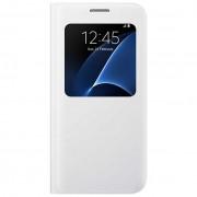 Galaxy S7 Edge S view cover wit EF-CG935PWEGWW
