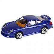 Bburago 1/43 Porsche Carrera 911 (Blue)
