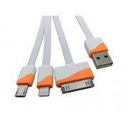 Cablu de date cu 3 capete