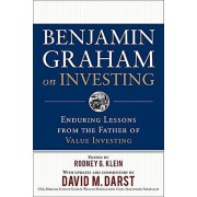 Benjamin Graham on Investing: Enduring Lessons from the Father of Value Investing, Hardcover/Benjamin Graham